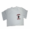Denison Football Tee White