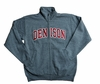 Denison Full Zip Pro-Weave WarmUp Graphite