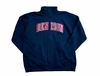 Denison Full Zip Pro-Weave WarmUp Navy