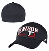 Denison Garment Washed Stretch Fit Cap Black