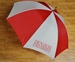 Denison Golf Umbrella Red