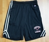 Denison Lacrosse Attack Short Black