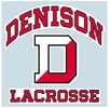 Denison Lacrosse Sticker