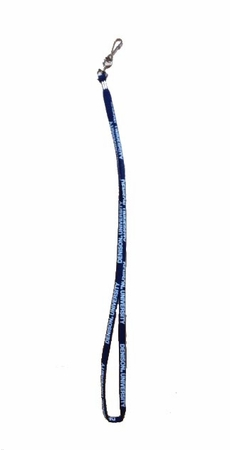 Denison Lanyard Blue