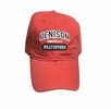 Denison Legacy Classic Hilltoppers Hat Red