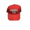 Denison Legacy Classic Soccer Hat Red