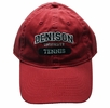 Denison Legacy Tennis Hat Red