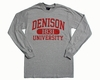 Denison Long Sleeve 1831 T Grey