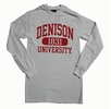 Denison Long Sleeve 1831 T White