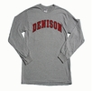 Denison Long Sleeve T Grey