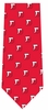 Denison Necktie Red