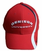 Denison Nike Classic Hat Red