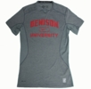 Denison Nike NPS Short Sleeve Tee Carbon Heather
