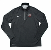 Denison Nike SL Game Day 1/2 Zip Black/ White