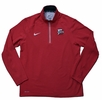 Denison Nike SL Game Day 1/2 Zip Red/ White
