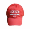 Denison Nike Sports Hat Soccer Red