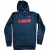 Denison Nike Therma-Fit Fleece Hoodie Anthracite
