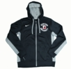 Denison Nike Thermafit FullZip Fleece Black
