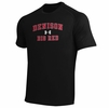 Denison Under Armour NuTech Tee SS Black