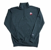 Denison Powerblend 1/4 Zip Charocal/ Granite