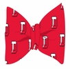 Denison Pre-Tied Bowtie Red