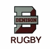 Denison Rugby Car Decal