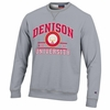 Denison Seal It Up Eco Traditions Crew Oxford Heather