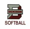 Denison Softball Car Decal