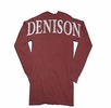 Denison Spirit Jersey Crimson