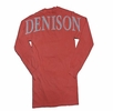 Denison Spirit Jersey Neon Red Orange
