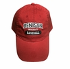 Denison Sports Hat Baseballl Red