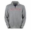 Denison Sweatshirt Grey 1/4 Zip Fleece