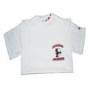 Denison Swimming Tee White