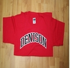 Denison T-Shirt Red