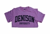Denison T-Shirt Soft Pink