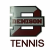 Denison Tennis Car Decal