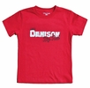 Denison Toddler Big Red Little Man Red