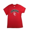 Denison Toddler DU Short Sleeve Shirt Scarlet