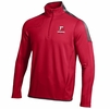Denison Under Armour 1/4 Zip Tech Fleece Simply Red