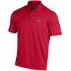 Denison Under Armour Classic Performance Polo Simply Red