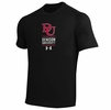 Denison Under Armour DU Denison Short Sleeve Black