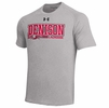 Denison Under Armour NuTech Tee SS Lacrosse True Gray Heather