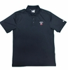 Denison Under Armour Performance Polo Black