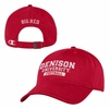 Denison University Champion Football Cap Red