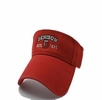 Denison Visor Red
