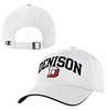 Denison Washed Twill Structured Cap White