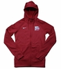 Denison Womens Game Day Hoody Red/ White