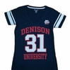 Denison Womens Penny Tee Full Length Navy