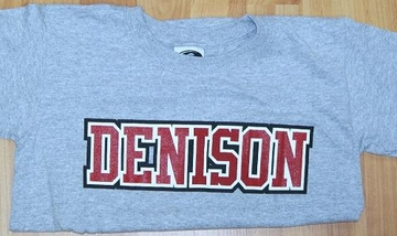 Denison Grey Youth Classic Shirt