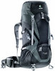 Deuter ACT Lite 40 + 10 Black/ Granite